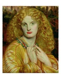 Helen of Troy Giclee Print by Dante Charles Gabriel Rossetti