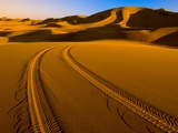 Swakopmund Dunes in Namib Desert Photographic Print by Blaine Harrington