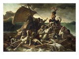 The Raft of the Medusa Giclee Print by Theodore Gericault