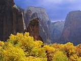 Zion National Park Photographic Print by George H.H. Huey