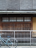 Japanese houses Photographic Print