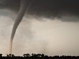 Tornado Photographic Print by Eric Nguyen