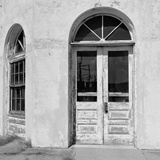 Window and Door in Old Building Photographic Print by Murat Taner
