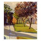 Wedgewood Walk Giclee Print by Lou Wall