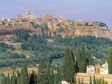 View of Orvieto Photographic Print by Doug Pearson