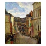 A Suburban Street Giclee Print by Paul Gauguin