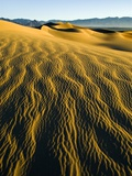 Ripples in Sand Photographic Print by Ted Dayton