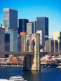 Brooklyn bridge Photographic Print