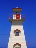 Cape Tryon Lighthouse on Prince Edward Island Photographic Print by Mike Grandmaison