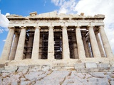 The Parthenon Photographic Print by John Harper