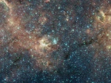 Milky Way Galaxy Photographic Print