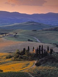 Val d'Orcia Photographic Print by Doug Pearson