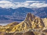 Manly Beacon at Zabriskie Point Photographic Print by Rudy Sulgan