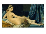 Grande Odalisque Giclee Print by Jean-Auguste-Dominique Ingres