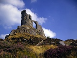 Mow Cop Folly Photographic Print by Andy Williams