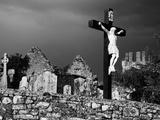 Kilcash Church and Burial Ground Photographic Print by Richard Cummins