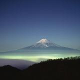 Monte Fuji, Japón Lámina fotográfica por  Yossan