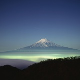 Mount Fuji Photographic Print by Yossan