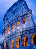 Colosseum at Dusk Photographic Print by Bob Krist