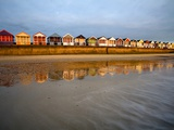 Southwold Beach Huts Photographic Print by Marc Bedingfield