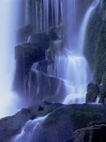 Waterfall in Iguazu National Park Photographic Print by Tibor Bognár