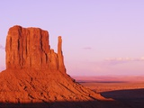 West Mitten Butte in Monument Valley Photographic Print by Nik Wheeler