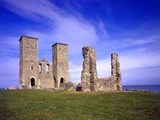 Ruins of Reculver Church Photographic Print by Andy Williams