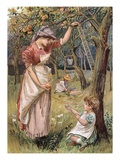 In the Orchard Premium Giclee Print by Alice Havers