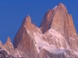Lofty Peaks of Fitzroy Massif Photographic Print by John Eastcott & Yva Momatiuk