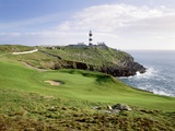 Old Head Golf Club in Ireland Photographic Print by Tony Roberts