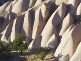 Rock Formations in Goreme Valley Photographic Print by Frank Lukasseck