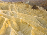 Badlands in Death Valley National Park Photographic Print by John Eastcott & Yva Momatiuk