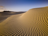 Sand Dunes of Isla Magdalena Photographic Print by Bob Krist