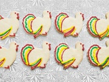 Thanksgiving Cookies Photographic Print by Tim Pannell