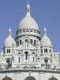 Church of the Sacre Coeur Photographic Print by Pascal Deloche