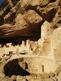 Kiva at Cliff Palace in Mesa Verde National Park Photographic Print by Nik Wheeler