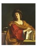 The Samian Sibyl Giclee Print by  Guercino (Giovanni Francesco Barbieri)