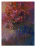Clearing Mist Giclee Print by Lou Wall