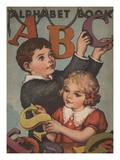 Alphabet Book Giclee Print by Thelma Green