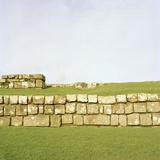 Roman Fort Ruins Photographic Print by Myopia 