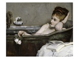 The Bath Giclee Print by Alfred Emile Léopold Stevens