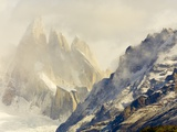 Cerro Torre Photographic Print by John Eastcott &amp; Yva Momatiuk
