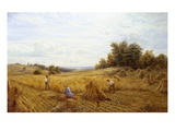 Harvest Time Giclee Print by Alfred Augustus Glendening II
