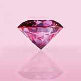 Pink Jewel Photographic Print