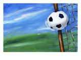 Soccer Giclee Print by Alberto Ruggieri