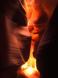 Antelope Canyon, Arizona Photographic Print by Richard Broadwell