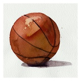 Basketball Giclee Print by Kelly Brooks