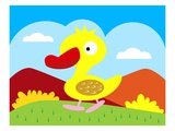 Ugly Duckling Giclee Print