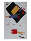 Suprematist Composition Giclee Print by Kasimir Malevich