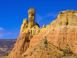 Chimney Rock at Ghost Ranch Photographic Print by Blaine Harrington